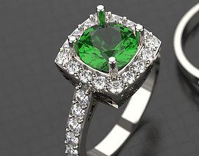 3D print model beautiful ring Cushion