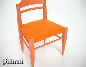 Billiani Vincent VG side chair 3D