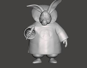 Monster Carrot Dragon Ball 3D Model