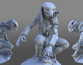 miniatures Predator 3D model