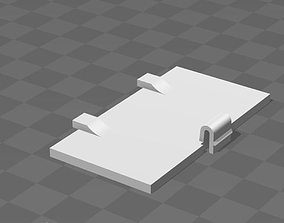 3D printable model Cover for AA batteries