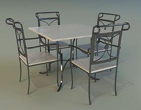3D desk Table