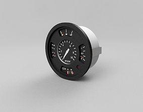 Instrument cluster for car ZIL 4331 3D print model