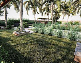 Landscape design and render in lumion 3D