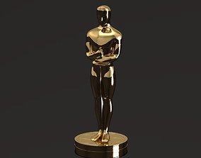3D print model Oscar statuette 051