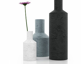 Design Vases mat 3D