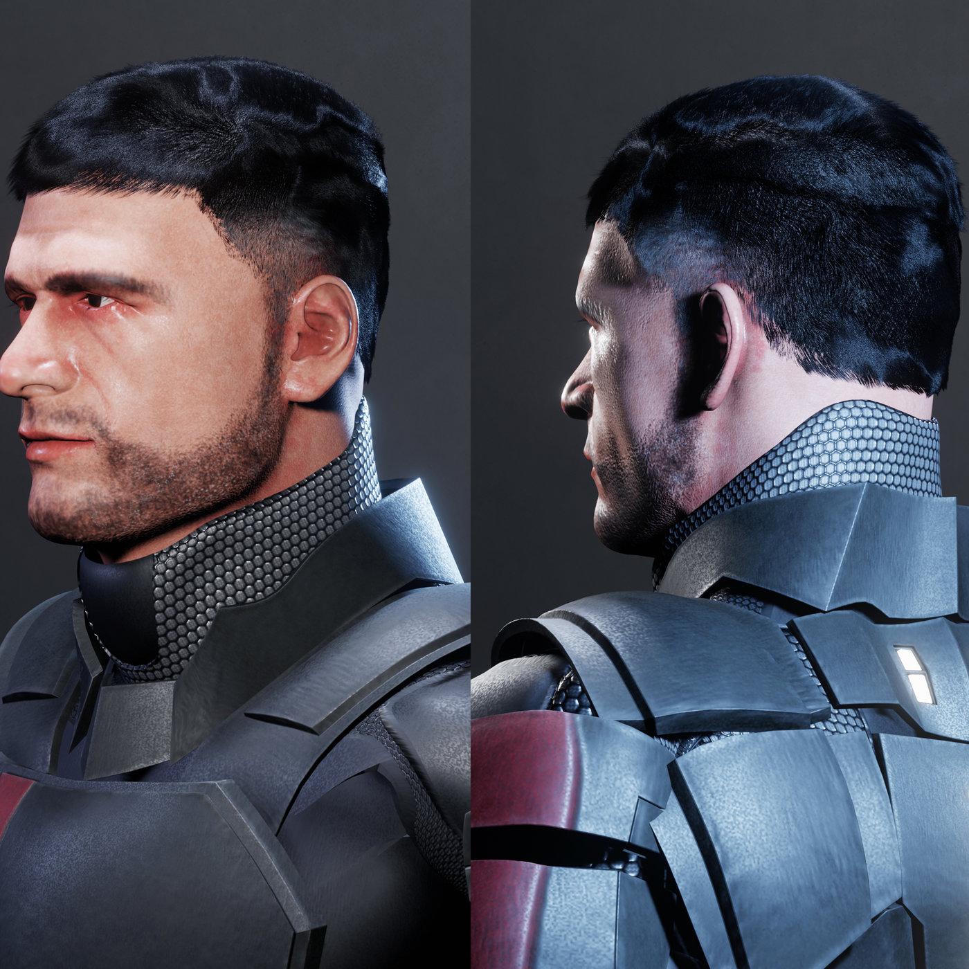 Soldier Suit / The Exigency's Kyle Burton