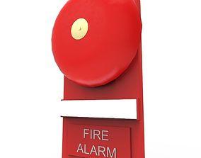 Fire Bell 3D model