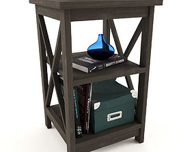 Stoneford End Table 3D