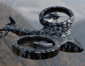 Phantom Twincopter 3D model