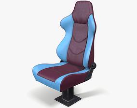 3D asset Stadium VIP Seat