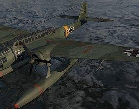 Heinkel He-115 B-2 3D model