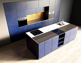 99-Kitchen3 matte 9 3D model