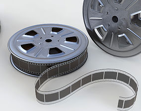 Model film and reel