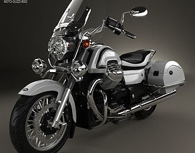 Moto Guzzi California 1400 Touring 2015 3D