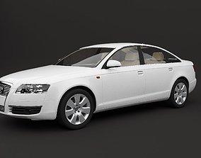 Audi a6 3D standard
