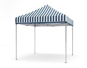 Gazebo Commercial Event Canopy Tent 3D model