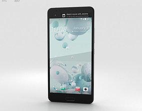 3D model HTC U Ultra Ice White