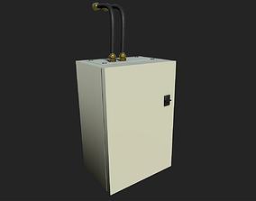 3D asset Electrical Enclosure