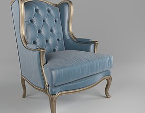 Capitonne chair 3D