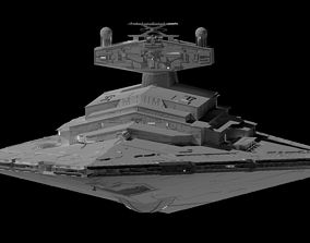 3D model Star Destroyer
