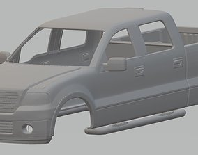 F-150 Raptor Printable Body Car