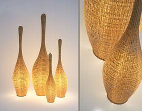 3D Gervasoni Bolla Floor light