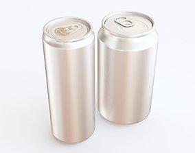 3D Aluminum can