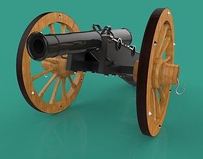 3D Field Gun