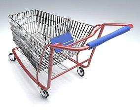 Shopcart 3D model