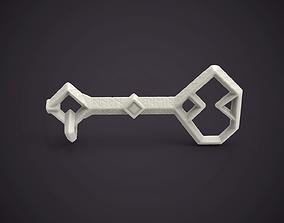 The Hobbit Key to Erebor 3D printable model