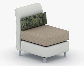 1189 - Armchair 3D asset