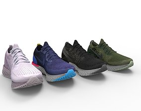 Nike React 3D