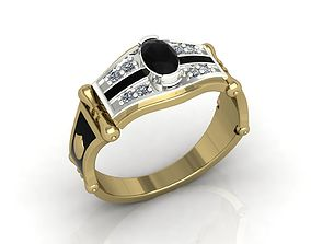 jeweller Ring 3D print model