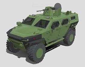 UAFV Lancer Military 3D model