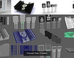 3D Transistor Pack