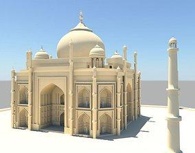 3D Tadj Mahal