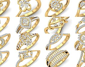 Bulk Rings-0055-3dm with stones-131 Files