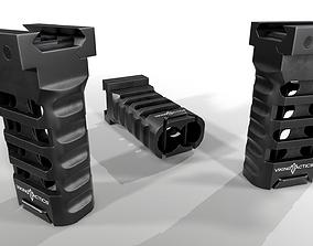 3D asset Viking Tactics UVG Ultralight Vertical