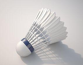 3D model Badminton Ball