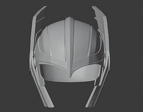 3D printable model Thor helmet Thor 3 ragnarok