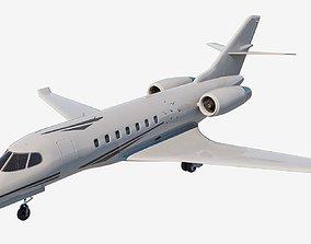 Privet jet 3D model