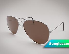 Sunglasses 3D model PBR