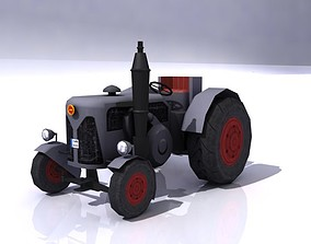 3D Tractor ready