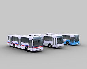 Mercedes Bus 3D model