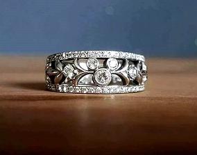 Disney Wedding Ring 3D printable model