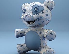 3D Puppet Bear