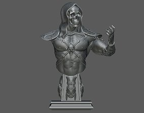 Skeletor Bust 3D printable model