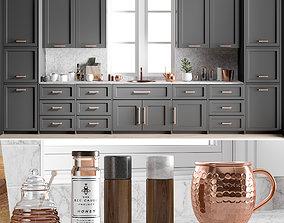 3D Kitchen Fasads 6