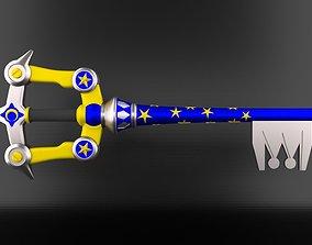 3D Printing STL Mickey Keyblade Kingdom Hearts mickey